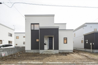 北海荘建施工1
