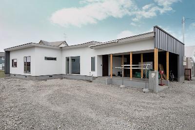 太平ホーム北海道施工2